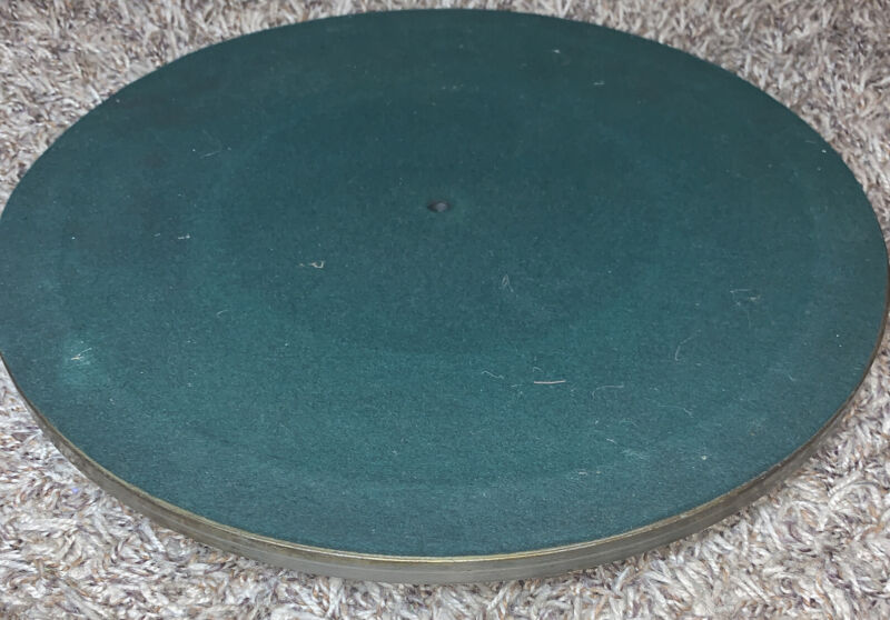 Victor Victrola phonograph part- Turntable VV-XVI + others