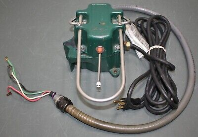 Zoeller Submersible Pump Float Switch Head Assembly For 3098-0005 M3098