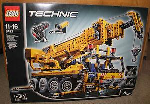 Lego Technik Pneumatik Kranwagen mit Motor 8421 NEU + OVP!!!
