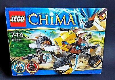 LEGO Legends of Chima Lennox Löwen-Buggy (70002) online kaufen