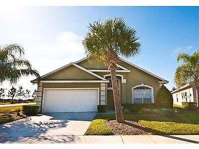 1735 Orlando vacation rental homes 4 bed villa with pool and spa 5 night deal