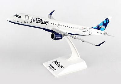 Skymarks Jetblue Airways Embraer E190 Blueberries Skr851 1 100 Reg  N318jb  New