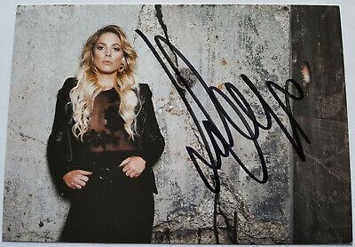 ⭐⭐⭐  █▬█ Ⓞ ▀█▀  ⭐⭐⭐  LaFee  ⭐⭐ Autogramm ⭐⭐ Autogrammkarte ⭐⭐ Christina Klein⭐⭐