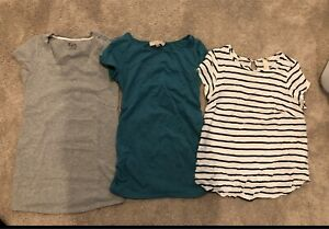 Maternity t shirts and tank tops