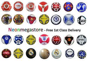 100-Official-Licensed-FC-Footballs-Size-5-Man-Utd-Chelsea-Arsenal-Liverpool