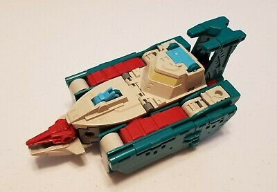 Transformers G1 Quickswitch 1988 Six Changer Stickers