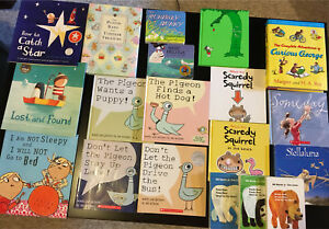 Assortment of Children's Books.