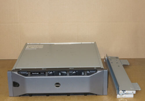 Dell EqualLogic PS6010XVS iSCSI SAN Storage Array 8x 100Gb SSD, 8x 450Gb 15k SAS