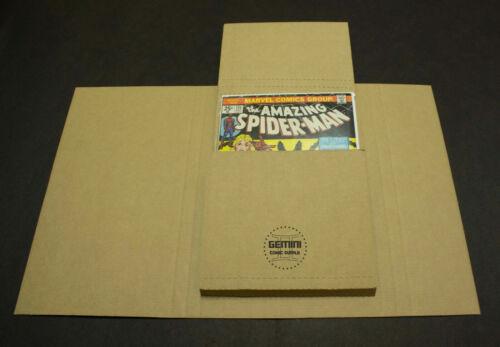 GEMINI Comic Book Flash Mailers