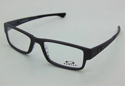 OAKLEY AIRDROP OX8046-1355 Satin Light Steel 55mm Rx Authentic Eyeglasses