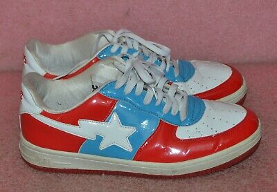 A Bathing APE BAPE STA Men's Shoes Size 10.5