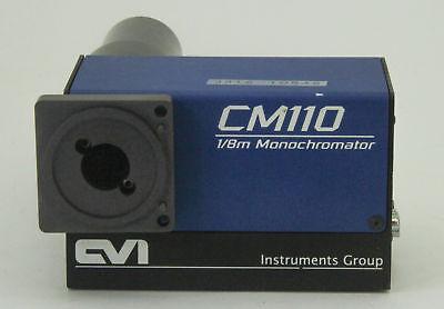 10545 Cvi 18 Monochromator W Hamamatsu Hc 125-10 Pmt Detector Cm-110 N.t