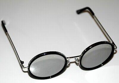 Brille - ca. 147mm breit - mit Tönung ohne Stärke - sehr guter Zustand