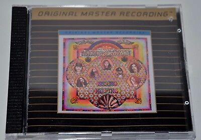 Lynyrd Skynyrd  Second Helping  Mobile Fidelity 24 Kt Gold Cd Mfsl Udcd 556 Rare