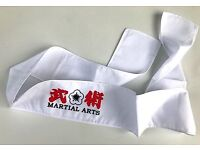 "4/"" P1167 JKA Japan Karate Association Martial Arts Patch"