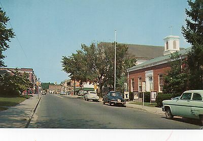 ESSO GAS STATION,POST OFFICE,BUSINESS DISTRICT-POCOMOKE CITY,MD