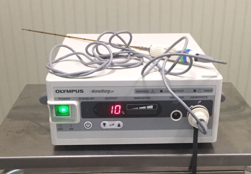 Olympus SonoSurg G2 Surgical System With Handpiece