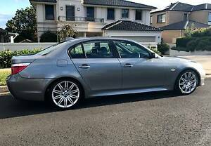2008 BMW E60 530i M Sport Ryde Ryde Area Preview
