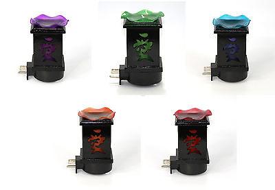 Electric Plug In Fragrance Oil Tart Warmer Burner Diffuser Character Love - Electric Plug In Tart Warmer
