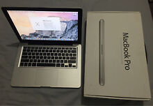 MacBook Pro 13inch 2.5GHz Intel Core i5 500GB Storage (Mid 2012) Ramsgate Beach Rockdale Area Preview