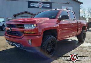 2017 Chevrolet Silverado 1500 LT 3.5 inch RCX LIFT WHEEL/TIRE PK