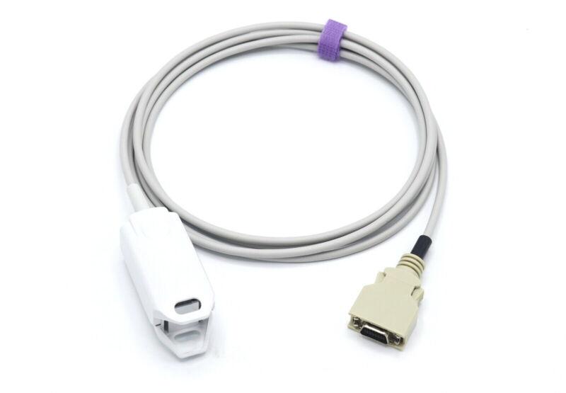 MASIMO Compatible Direct Connect SPO2 Sensor Adult Clip  - Same Day Shipping