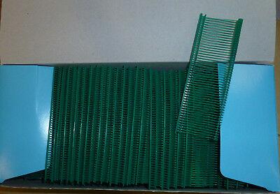 50000 Patriot Premium Tagging Gun Barbs 1 Inch Fasteners Color Green