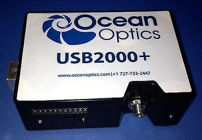 Ocean Optics Usb2000 Uv-vis Spectrometer 200-850 Nm