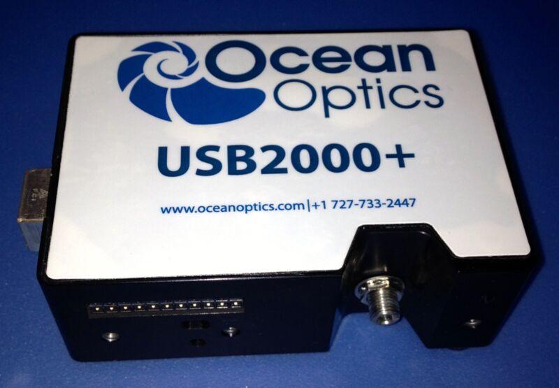 Ocean Optics USB2000+ UV-VIS Spectrometer 200-850 nm