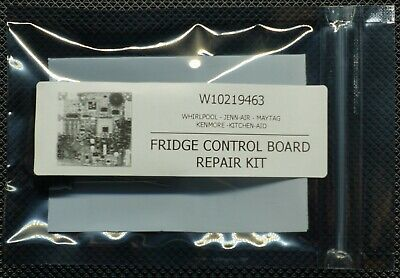 Fridge Control Board Repair Kit W10219463 2307028 2303934 W10219462 W1012104
