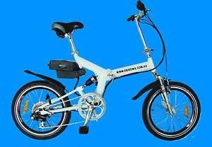 E-GO Foldaway 250w Electric Bike Wangara Wanneroo Area Preview
