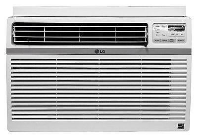 LG LW1215ER - 12,000 BTU Window A/C: Remote & Window Accessories Included