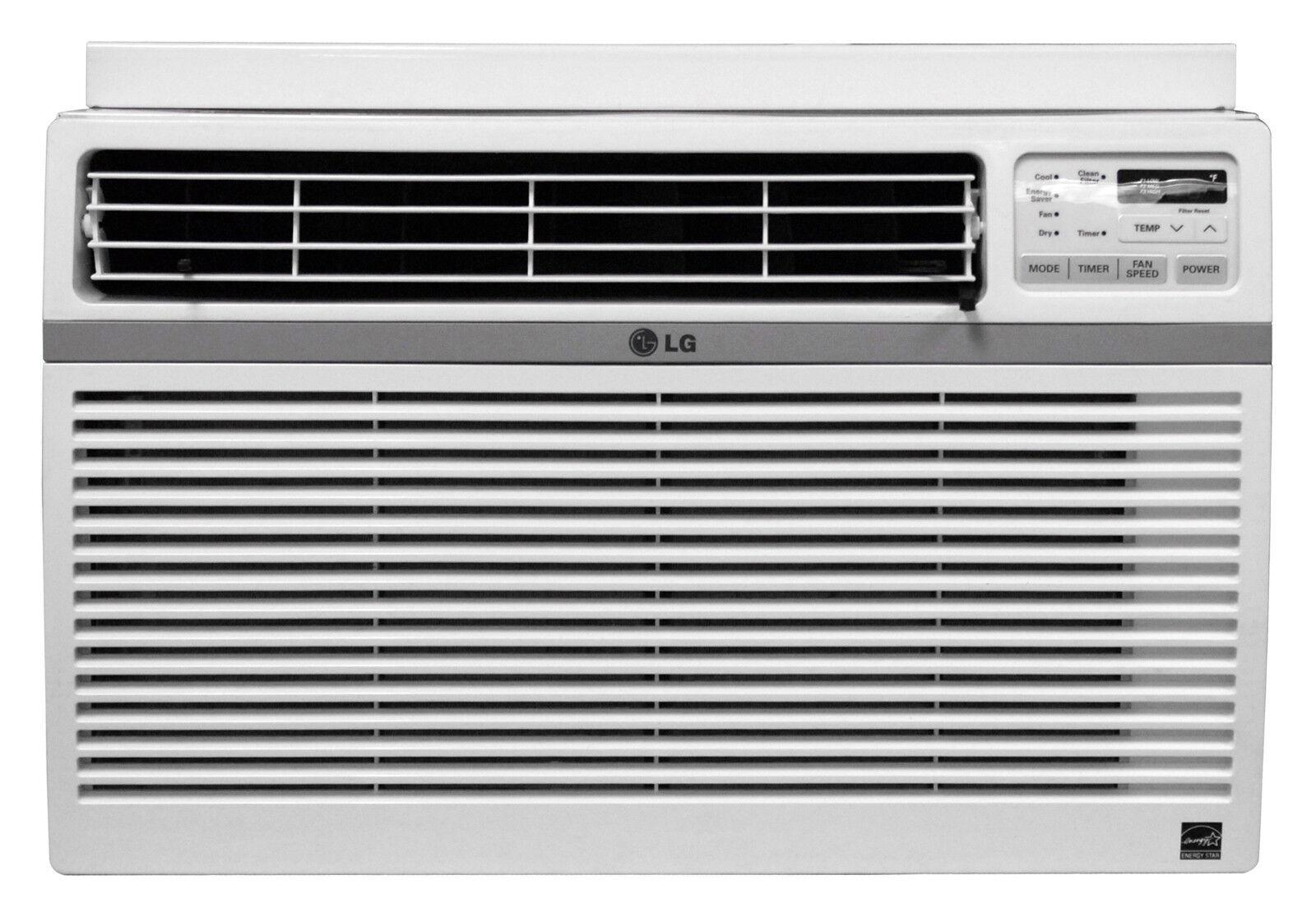 Lg Lw1216er 12 000 Btu 110v Window A C Refurbished