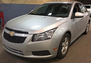 2011 Chevrolet Cruze LT 1.4 Turbo