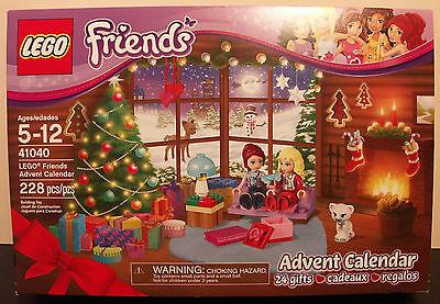 Lego Friends 2014 Advent Calendar Set  41040  New In Box Nib