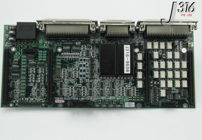 9608 TOKYO ELECTRON PCB YWP-C 2L81-050041-71
