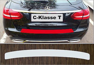 Ladekantenschutz transparent Mercedes C-Klasse, T-Modell, S205 Kombi, ab 2014