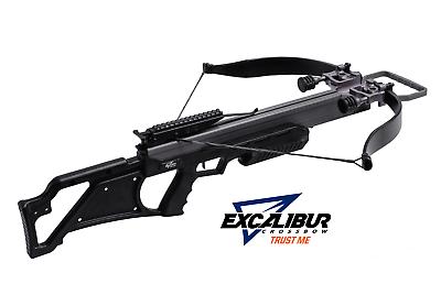 Excalibur Matrix Bulldog 355/360 Bullpup STOCK BLACK SHADOW