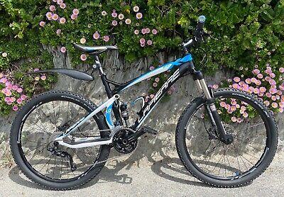 Lapierre X Control 210 Full Suspension Mountain Bike. Medium Frame.