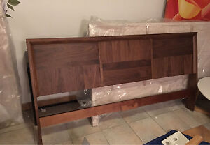 FREEDOM FURNITURE CLARENDON KING BEDHEAD AND FOOTBOARD Sefton Bankstown Area Preview