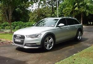 2013 Audi A6 3.0TDI Allroad Quattro C7/4G Mullumbimby Byron Area Preview