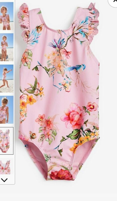 Swimsuit+Toddler+Child+Girl+3+Years+Old+New+Next