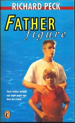 FATHER FIGURE paperback by Richard Peck - L30