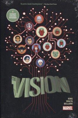 VISION HC REPS #1-14 MARVEL COMICS NEW/SEALED