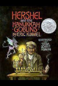 Hershel and the Hanukkah Goblins, Eric Kimmel, Caldecott Honor Bentleigh East Glen Eira Area Preview