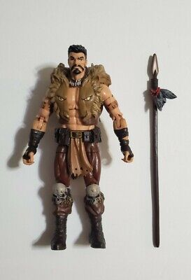 Marvel Legends Hasbro Rhino BAF Series Kraven 100% Complete!!! NO BAF!!!
