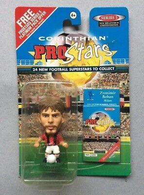 Zvonimir Boban - AC Milan (Corinthian Figure Blister Pack) [ProStars]