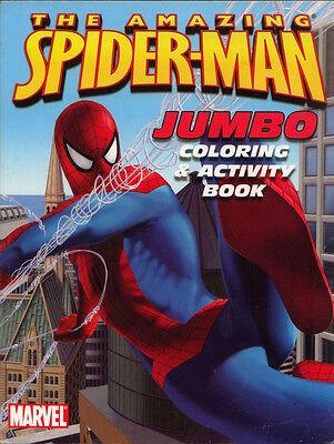 Spiderman coloring book RARE - Spiderman Coloring Book