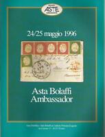 Catalogo Asta Bolaffi Ambassador 24/25 Maggio 1996 - maggi - ebay.it