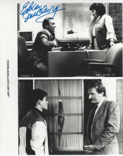Actress EDIE McCLURG autographed 8X10 photo FERRIS BUELLER'S DAY OFF **